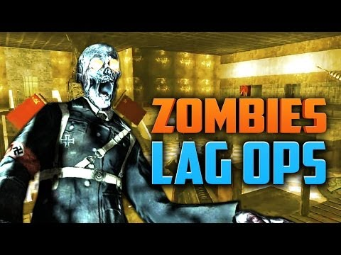 LAG OPS ★ Call of Duty Zombies (Zombie Games)
