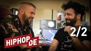 "Kollegah: Rapper-Imitationen, Fanfragen, Beef, ""JBG 3"" mit Farid & Ghostwriting (Interview) #waslos"