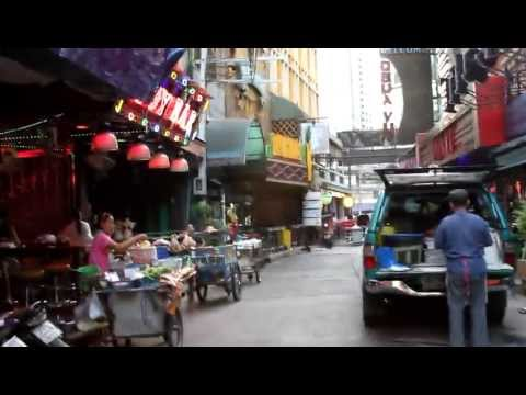 RED LIGHT DISTRICT SOI COWBOY BANGKOK THAILAND