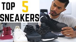 Top 5 Sneakers You NEED For Back to School!