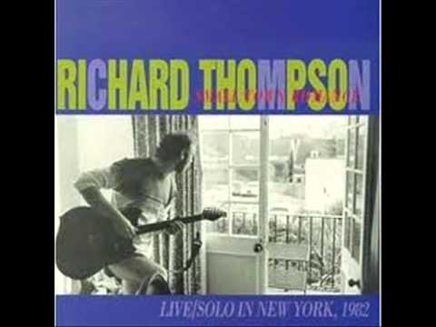Richard Thompson - Woman or a Man?