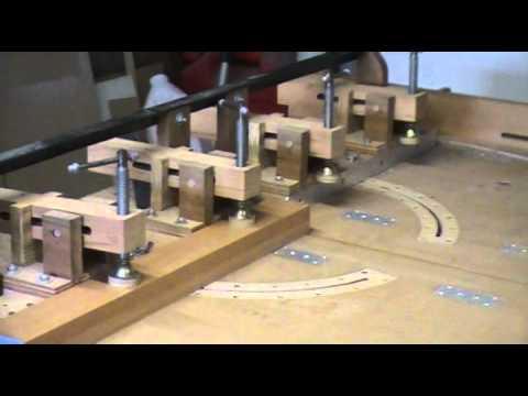 S curit avec une scie circulaire sous youtube - Fabriquer table scie circulaire ...