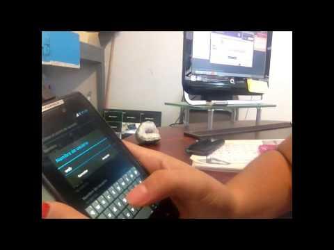 Como configurar el APN de un Motorola xt912