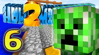 How To Minecraft SMP: Creeper Docks! Bajan Canadian! (HTM SMP #6)