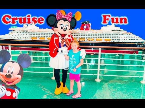 Assistant Disney Cruise Fun Mickey Mouse and Fun Treasure Hunts