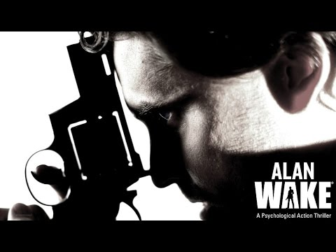 Alan Wake All Cutscenes (Game Movie) 1080p HD