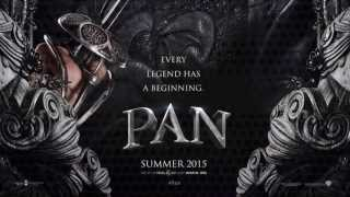 "Pan Official Trailer ""Really Slow Motion - Suns And Stars"" Soundtrack"
