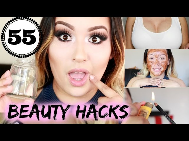 55 Beauty Life Hacks Every Girl Should Know & Will Change Your Life
