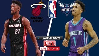 Miami Heat vs Charlotte Hornets Full Game Extended Highlights 2019 NBA Preseason
