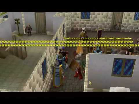 King Clogged Gets 99 Mining In RuneScape!