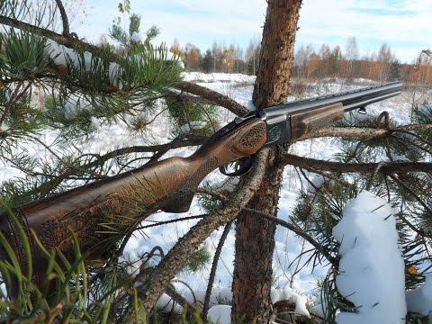 Первое ружьё ИЖ- 27. Чистка ружья. Как чистить ружьё после дымаря.