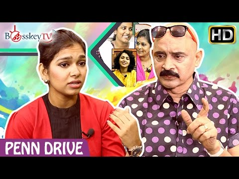 Singer Manasi about dubbing for Tamannaah in Baahubali   Penn Drive Exclusive   Bosskey TV thumbnail