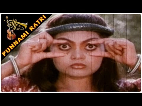 Silk smitha,Bhanu Chander Romantic Video Song - Punnami Ratri
