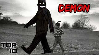 Top 10 Demons Pretending To Be Imaginary Friends