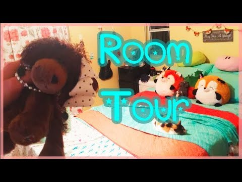 room tour!!