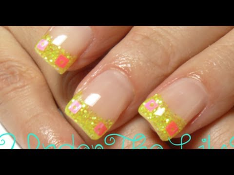 Gel Nails - Liquid Acid