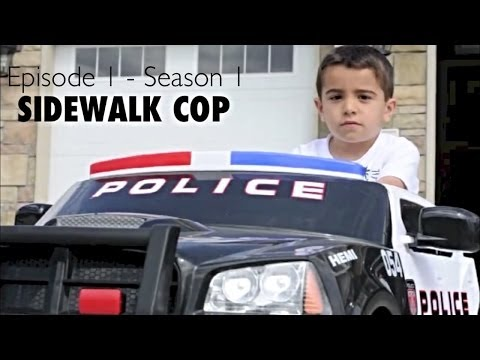 Sidewalk Cop - Episode 1