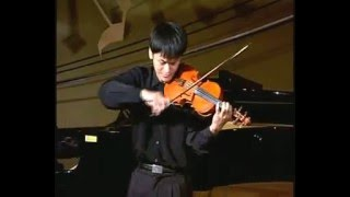 蔡墉 plays Tchaikovsky - Violin Concerto in D major - Op. 35 3rd Mov