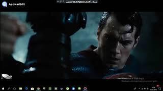 Batman ve Superman: Adaletin Şafağı | Batman ve Superman Dövüşü (1/2) | Klip (10/14) | HD