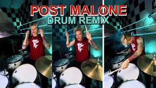 I Fall Apart - Post Malone [Trap Drums Cover]