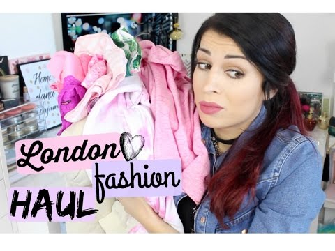 Fashion London Haul: Houseofcb, Victoria's Secret, Beyoncé ♡