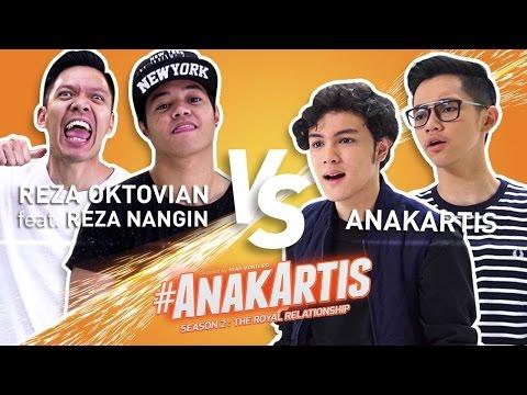 Anak Artis Season 2 - Reza Oktovian VS Anak Artis