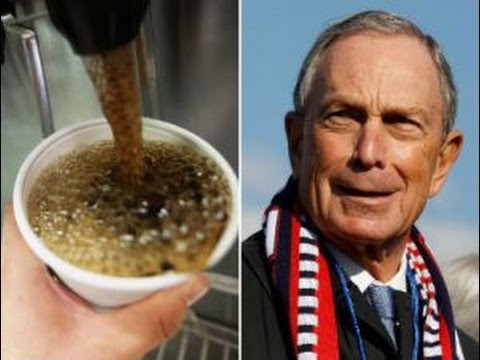 The Debate on Bloomberg's Soda Ban & the Politics Behind His Policies