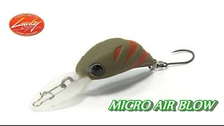 Lucky Craft Micro Air Blow