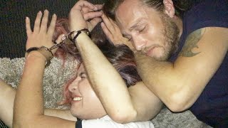 A Satanist And A Christian Get Handcuffed For 24 Hours