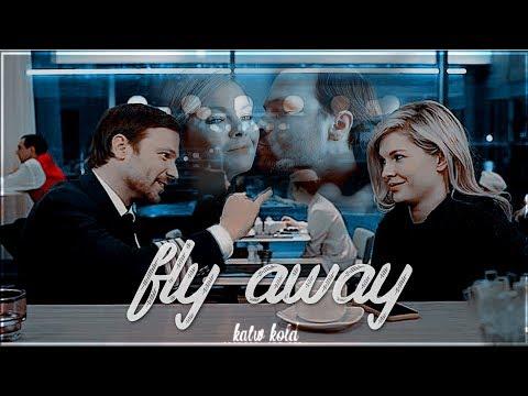 Овечкина & Кулагин ► fly away ► Улётный Экипаж // Полина & Лёша