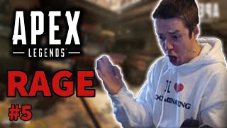 10 MINUTES OF PURE RAGE | Apex Legends: RAGE COMPILATION