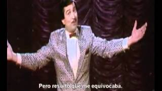The King Of Comedy - The Rupert Pupkin Show (sub spanish)