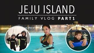 KOREA TRAVEL | JEJU ISLAND VLOG PART 1 | FIRST TIME TRAVEL TO JEJU ISLAND!!