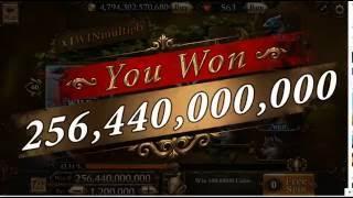 5 free spins Scatter Slots. 256 billion