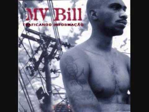 Cubra la imagen de la canción Um Crioulo Revoltado Com Uma Arma por Mv Bill