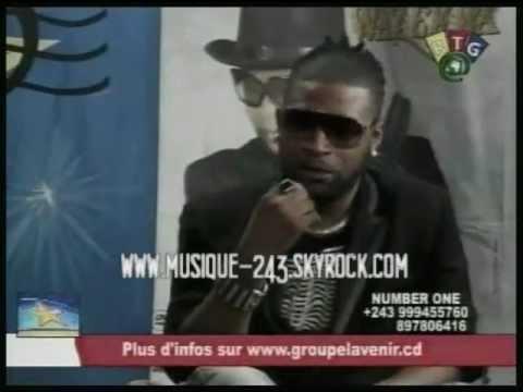 Nikodem de Ferre Gola dans l'émission «number one» (2)