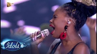 Season 14 Finale: Yanga – 'Scars (All Over Me) – Idols SA | Mzansi Magic