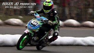 Road Race KARAWANG ; Dari CIANJUR MERAJAI Kelas MATIC 150 CC TU PEMULA