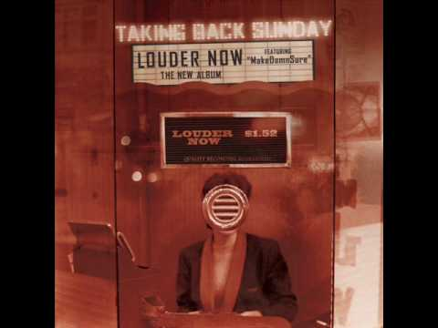 Taking Back Sunday - Error Operator