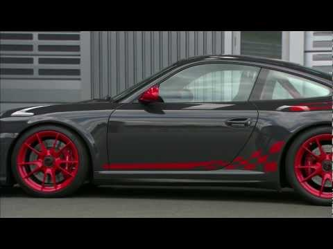 2010 Porsche 911 GT3 RS facelift
