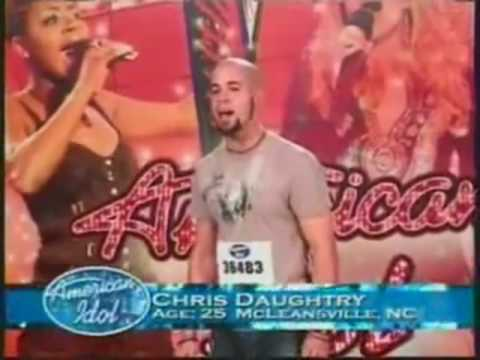 Chris Daughtry - American Idol Audition (1)