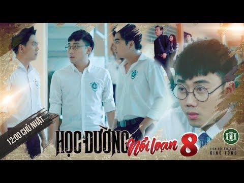 PHIM CẤP 3 - Phần 8 : Tập 05 | Phim Học Sinh Giang Hồ 2018 | Ginô Tống, Kim Chi, Lục Anh