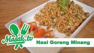 Nasi Goreng Minang - Minangese Fried Rice | Resep #127