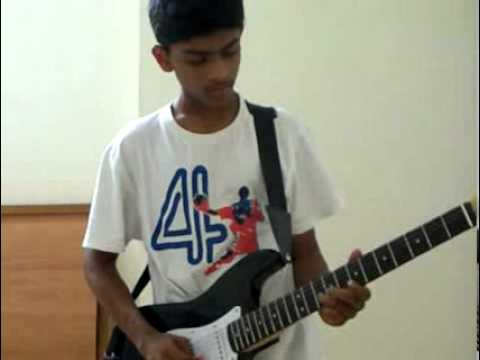 Reliance  Tune On Guitar (by Nachiket Badnekar) video