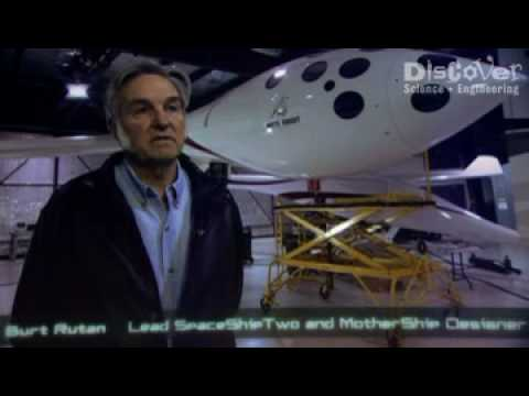Stephen Attenborough - Part 1 - The Future of Space Tourism