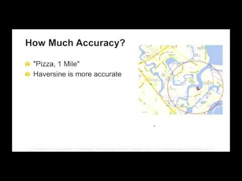 AWS Webcast - Building Location-Based Search With Amazon CloudSearch