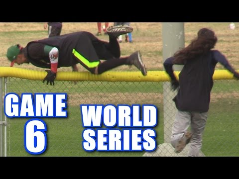WORLD SERIES GAME 6! | On-Season Softball Series