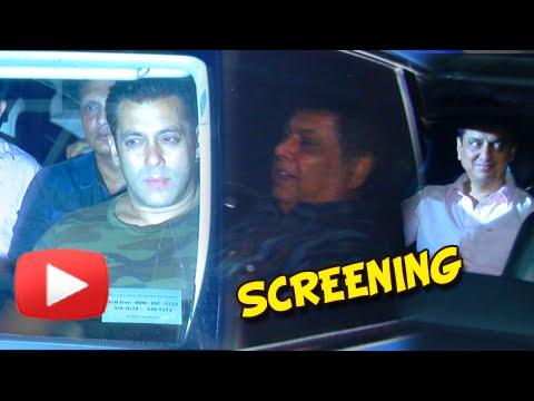 Salman Khan at Bajrangi Bhaijaan Screening