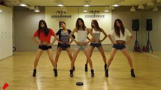 Dance Audition by Five (5) Hottest Asian Girls to a Old Hidni Film Song