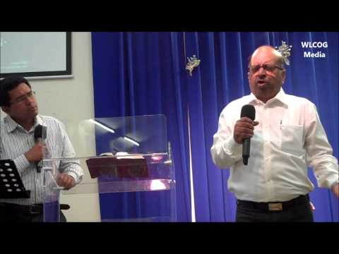 WLCOG Media  West London Church Of God Day1 Convention 2013 Dr K. Muralidhar